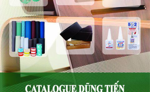 Catalogue Dũng Tiến 2019