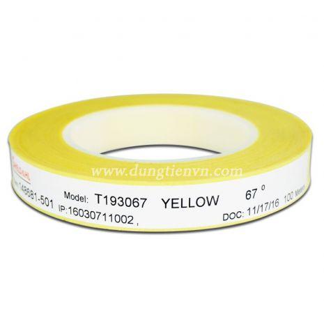 PVC Màu Vàng