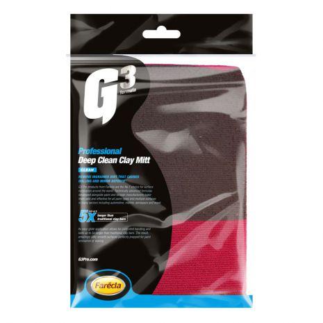 Găng tay vệ sinh bề mặt G3 Pro Deep Clean Clay Mitt
