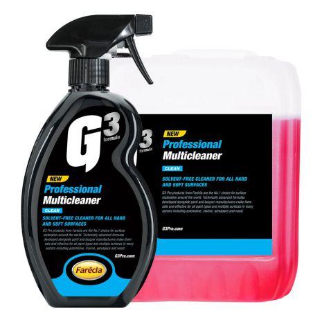 Chai vệ sinh đa năng G3 Pro Multicleaner