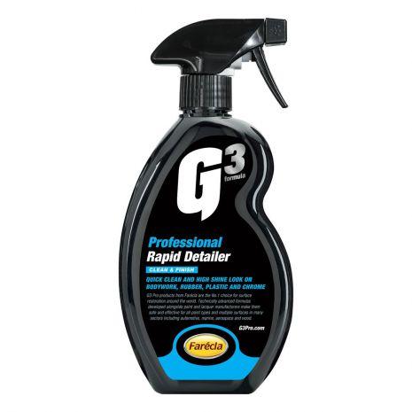 Vệ sinh bề mặt nhanh G3 Pro Rapid Detailer