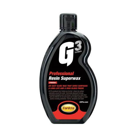 Wax bảo vệ và tạo độ bóng G3 Pro Resin Superwax