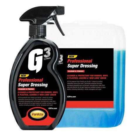 Chai vệ sinh động cơ G3 Pro Super Dressing