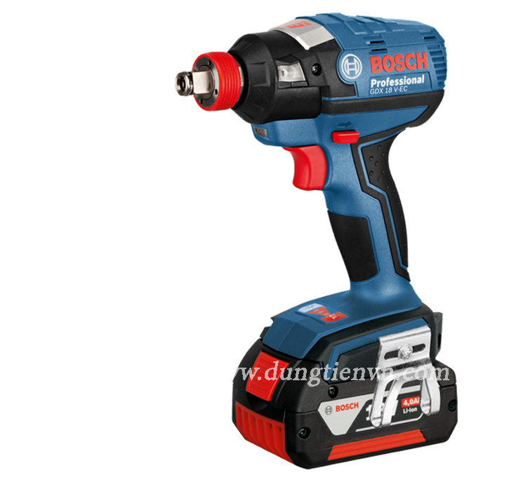 cordless impact wrench gdx 18 v ec solo. Black Bedroom Furniture Sets. Home Design Ideas
