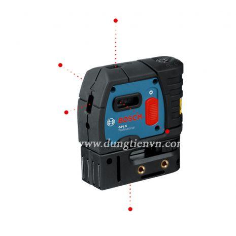 Máy định vị laser 5 điểm GPL 5 (bảo hành 6 tháng)