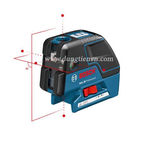 Máy cân mực laser tia GCL 25 (bảo hành 6 tháng)