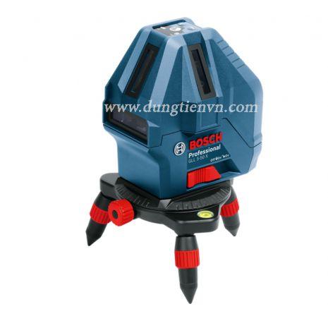 Máy cân mực laser tia GLL 5-50 X (bảo hành 6 tháng)