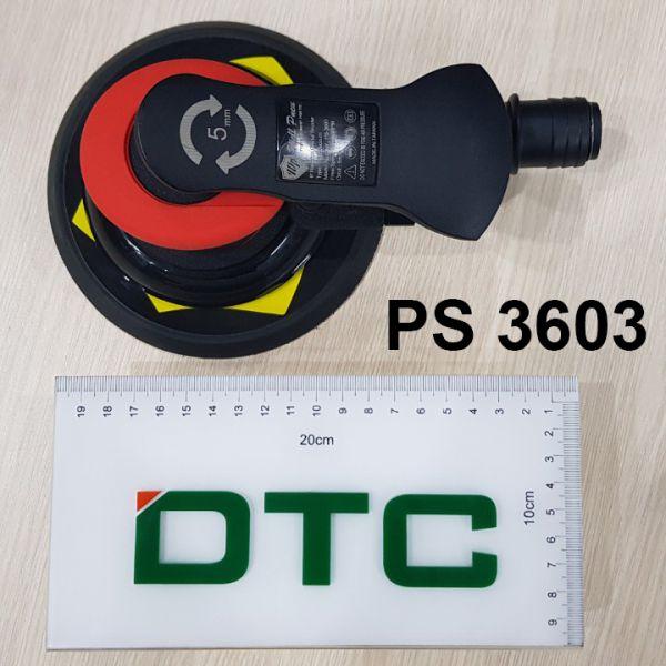 Máy mài lệch tâm cầm tay có thể tự hút bụi (PS-3603)