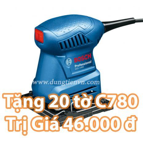 Máy chà nhám rung GSS 1400 (bảo hành 6 tháng)