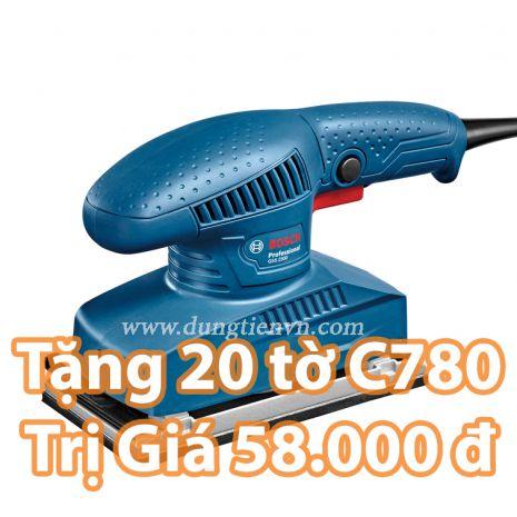 Máy chà nhám rung GSS 2300 (bảo hành 6 tháng)