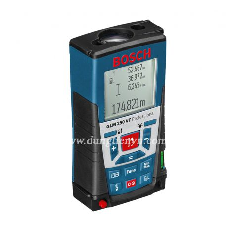 Máy đo khoảng cách laser GLM 250 VF (bảo hành 6 tháng)