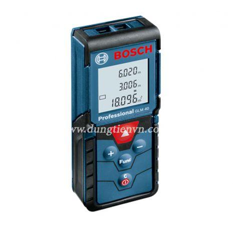 Máy đo khoảng cách laser GLM 40 (bảo hành 6 tháng)