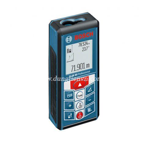 Máy đo khoảng cách laser GLM 80 (bảo hành 6 tháng)