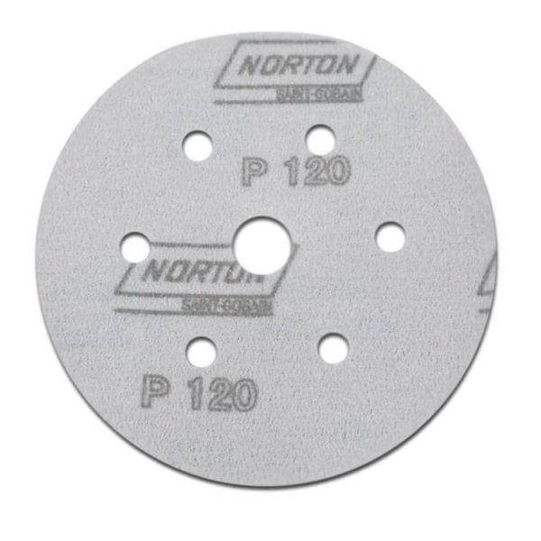 Nhám Dĩa Giấy Norton A275 (Made in USA)