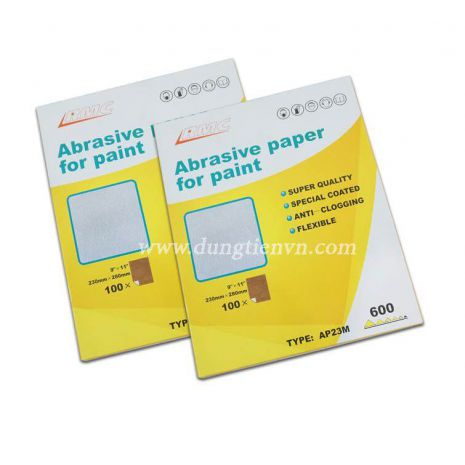 RMC AP23M Abrasive paper for paint (Dry paper)