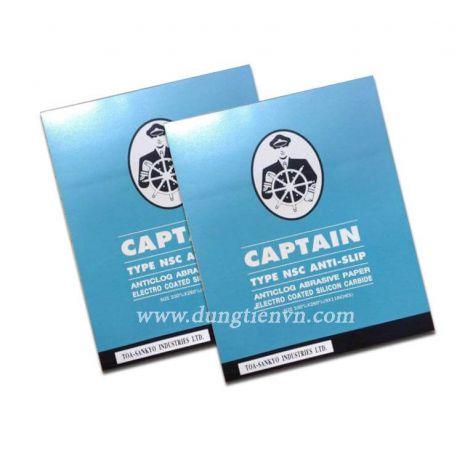 CAPTAIN (Made in Thailan)