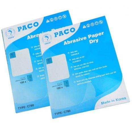 PACO C780  (Dry paper)