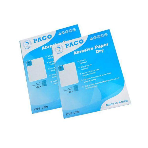 Giấy nhám PACO C780
