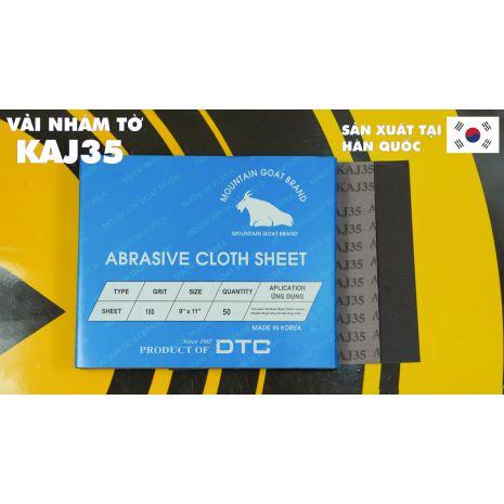 Vải Nhám Tờ KAJ35 (Made in Korea)