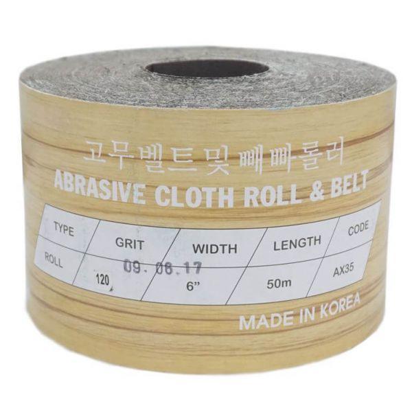 Vải Nhám Dê Cứng AX35 (Made in Korea)