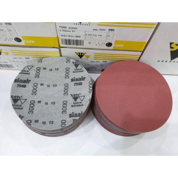 Nhám tròn SIAAIR 7940 ( Sản xuất tại Thụy Sĩ )