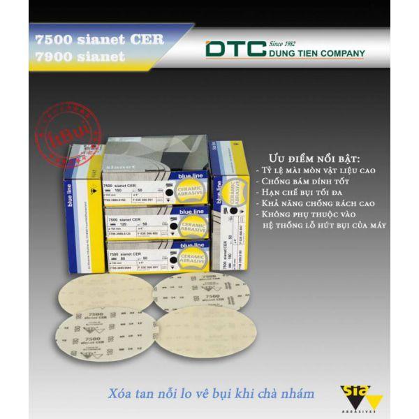 Nhám Lưới 7900 Sianet ( Sản xuất tại Thụy Sĩ )
