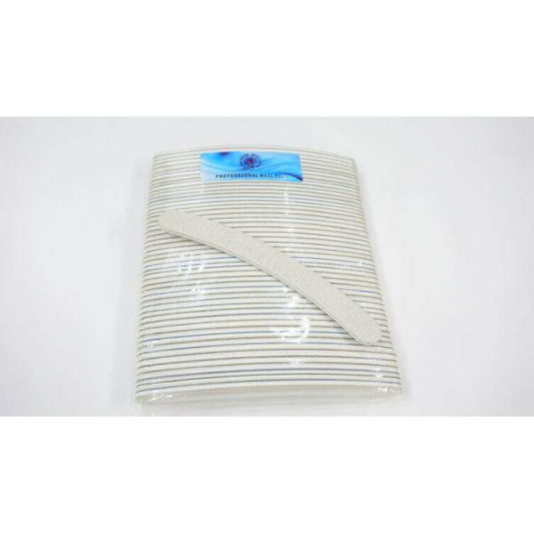 Dũa Nail Hình Chuối 7 inch  (Abrasive made in Korea)